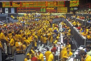 trading floor chicago mercantile exchange